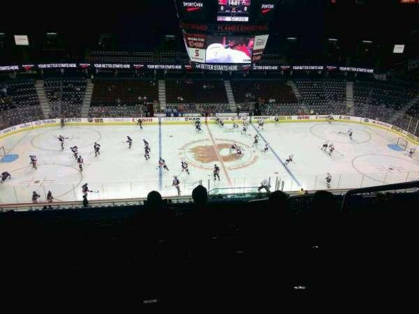 Scotiabank Saddledome, section: 225, row: 20, seat: 20