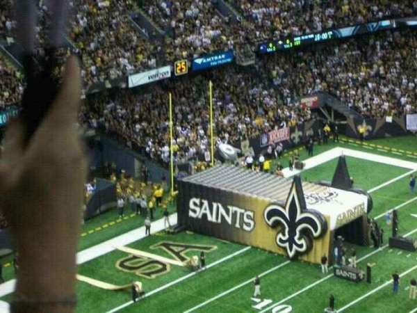 Mercedes-Benz Superdome, section: 314, row: 11, seat: 9