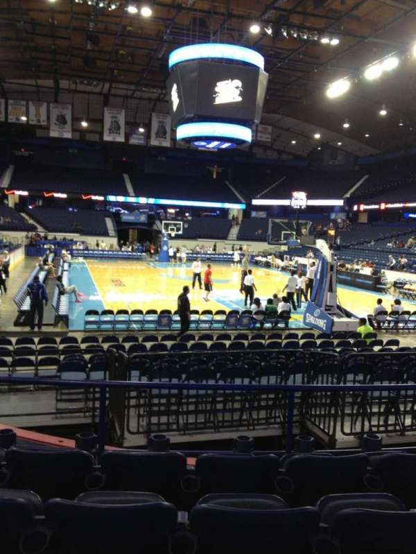 Allstate Arena, section: 115, row: E, seat: 18