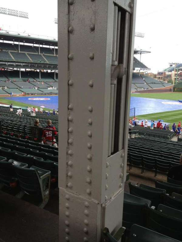 Wrigley Field, section: 236, row: 8, seat: 3