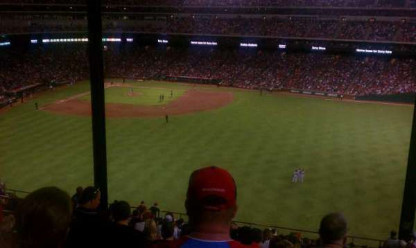 Globe Life Park in Arlington, section: 242, row: 9, seat: 6