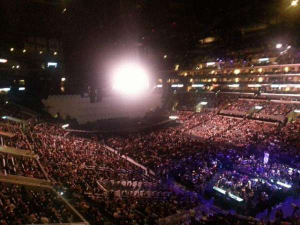 Staples Center, section: Suite B42, row: 3, seat: 1