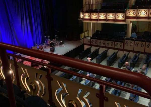 Ruth B. Shannon Center For The Performing Arts, section: BALD22, row: B, seat: 28