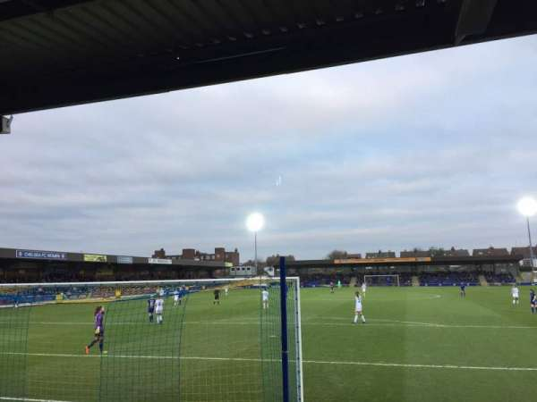 Kingsmeadow, section: SOUTH