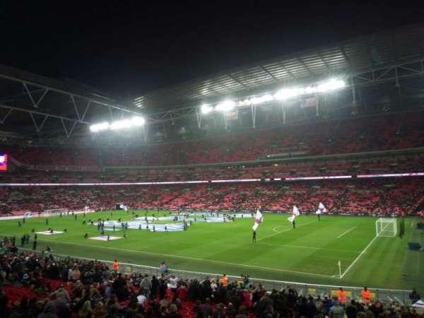 Wembley Stadium, section: Away, row: X, seat: 17