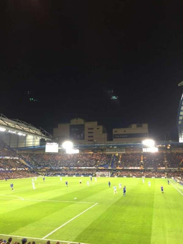 Stamford Bridge, section: Matthew Harding Lower 10, row: T, seat: 305