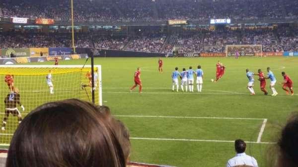 Yankee Stadium, section: 135, row: 12