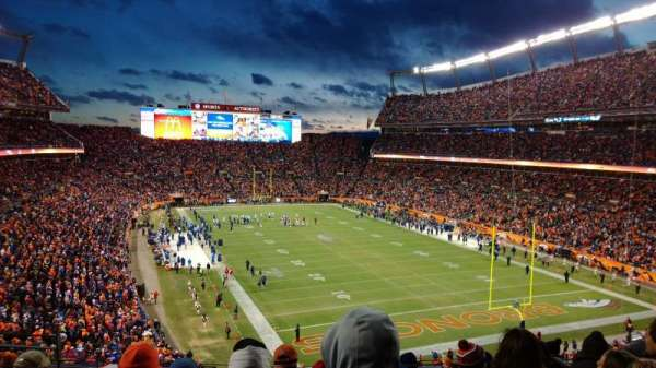 Broncos Stadium at Mile High, section: 326, row: 8, seat: 13