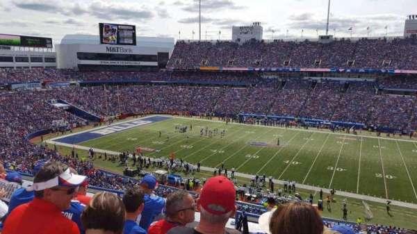 Highmark Stadium, section: 310, row: 5, seat: 16
