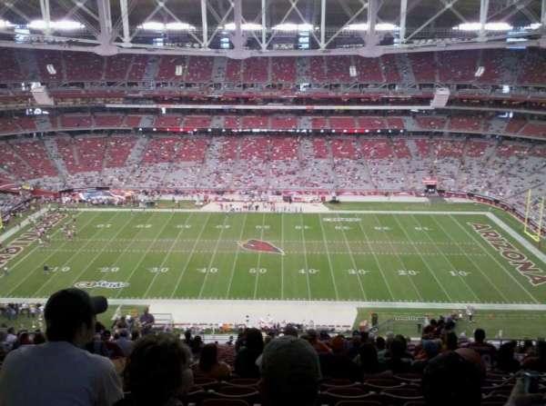 State Farm Stadium, section: 238, row: 7, seat: 11