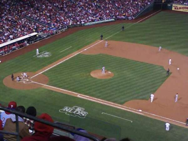 Citizens Bank Park, section: 412
