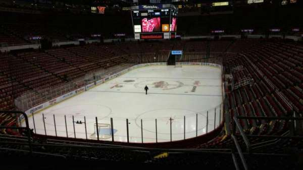 Joe Louis Arena, section: 227B, row: 5, seat: 13