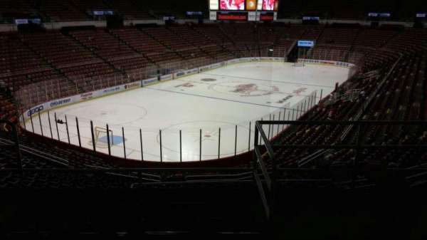 Joe Louis Arena, section: 226C, row: 5, seat: 12