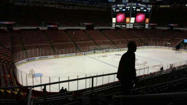 Joe Louis Arena, section: 225B, row: 5, seat: 10