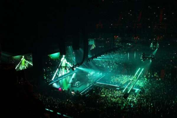 American Airlines Arena, section: 324, row: 5, seat: 11