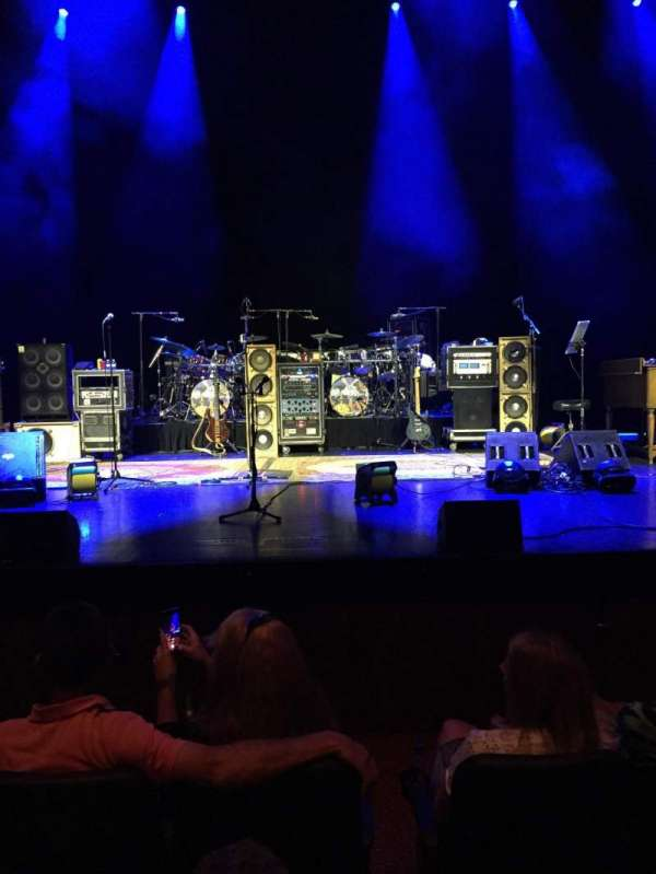 Tropicana Showroom, section: Orchestra C, row: D, seat: 110