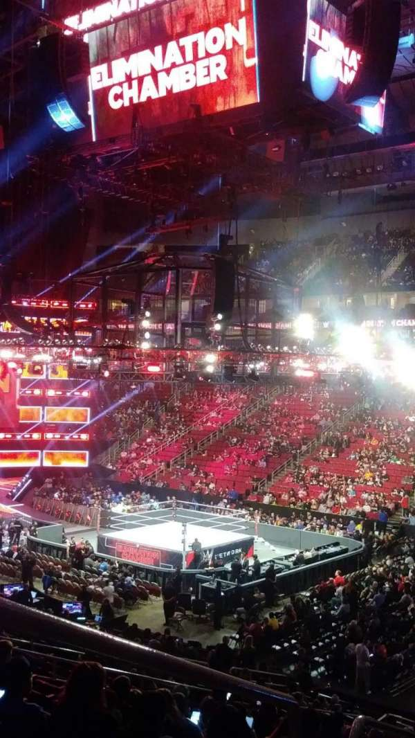 Toyota Center, section: 116, row: 24, seat: 26,27