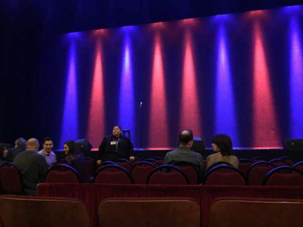 Chicago Theatre, section: MNFL4R, row: CC, seat: 406