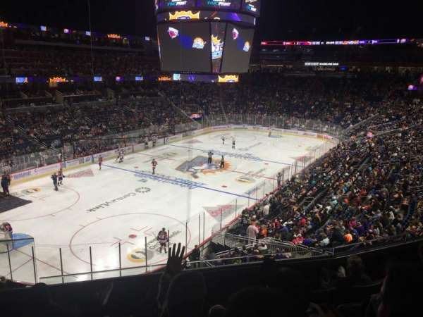 Amway Center, section: Chase Club Suite A, row: E, seat: 9