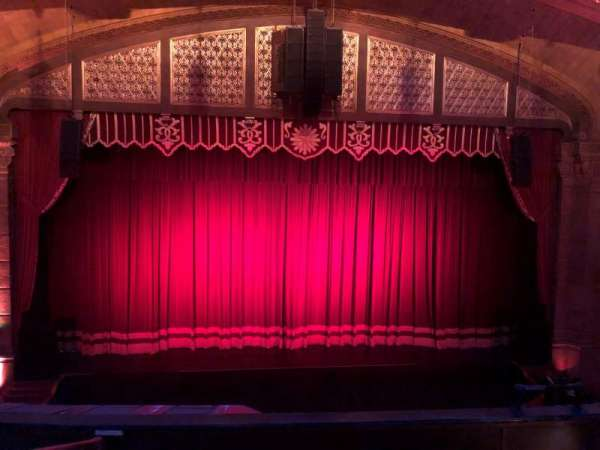 Fox Theatre (Atlanta), section: Loge Left A, row: EE, seat: 109