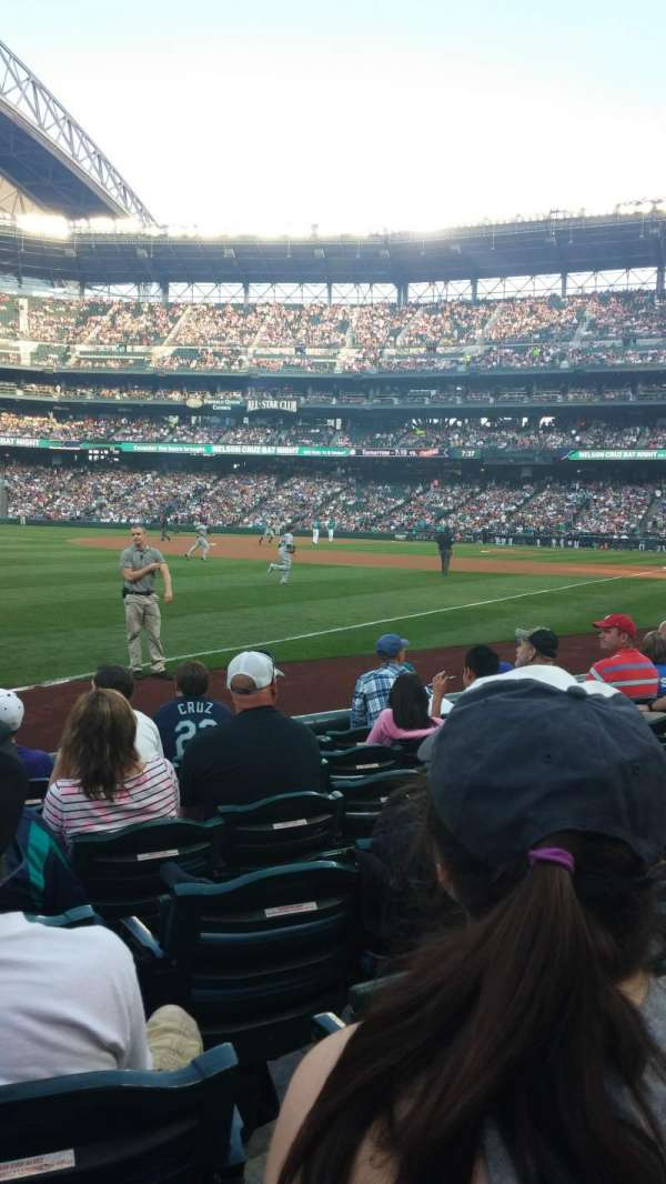 T-Mobile Park, section: 146, row: 7, seat: 18
