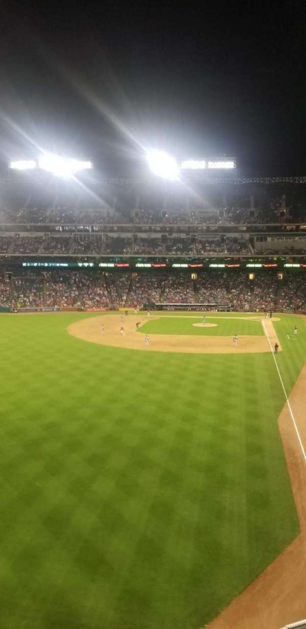 Globe Life Park in Arlington, section: 207, row: 12, seat: 12-13