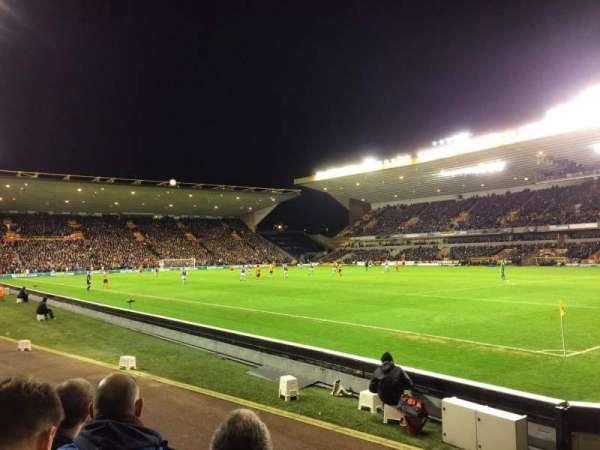 Molineux Stadium, section: JL2, row: E