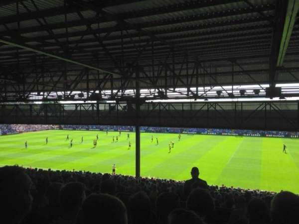 Selhurst Park, section: S, row: 43, seat: 38