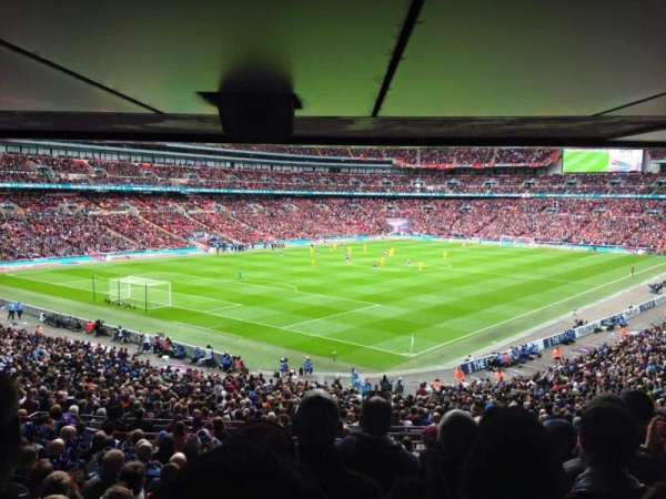 Wembley Stadium, section: 129, row: 44, seat: 199