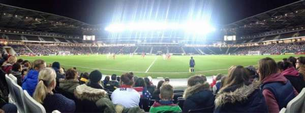 Stadium MK, section: 3, row: F, seat: 94