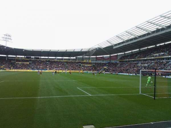 KCOM Stadium, section: N5, row: C, seat: 170