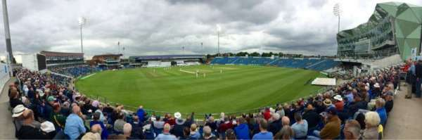 Headingley Stadium, section: O, row: Back