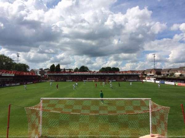 Wham Stadium, section: Coppice Terrace