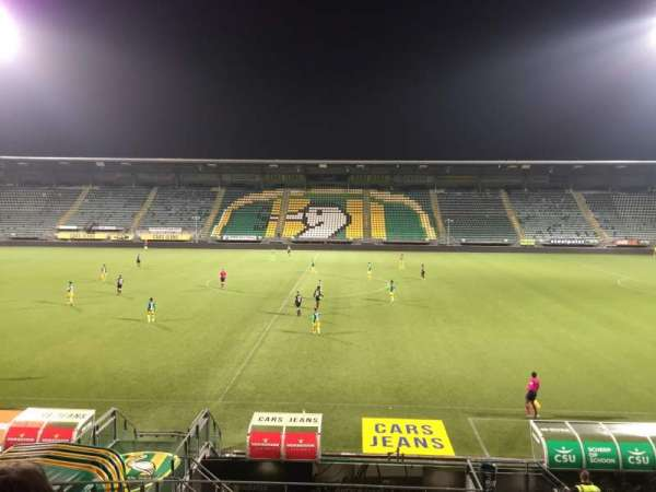 Cars Jeans Stadion Section Directors Seats Home Of Ado Den Haag