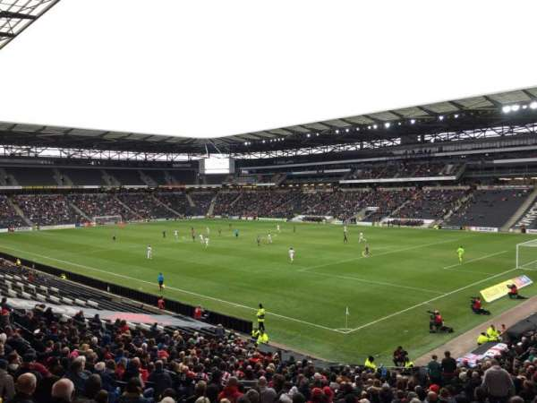 Stadium MK, section: 36, row: DD, seat: 1066
