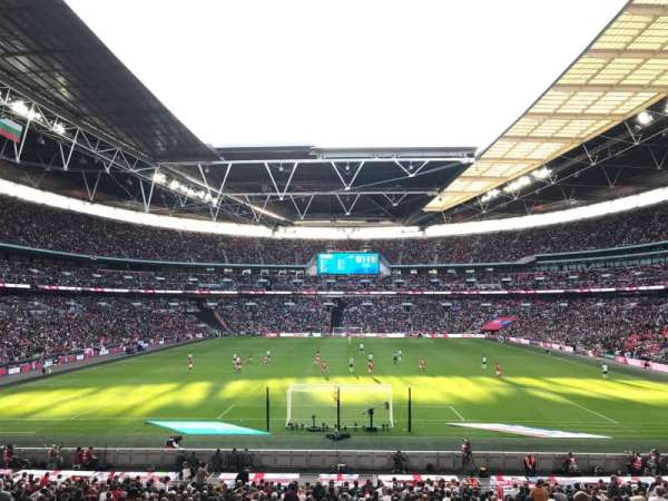 Wembley Stadium, section: 111, row: 31, seat: 269