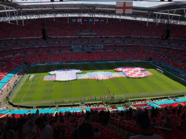 Wembley Stadium, section: 502, row: 33, seat: 49