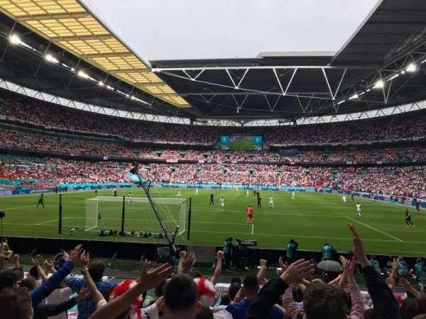 Wembley Stadium, section: 133, row: 14, seat: 299