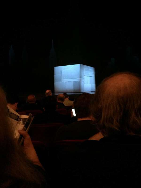 Walter Kerr Theatre, section: Orchestra, row: H, seat: 113