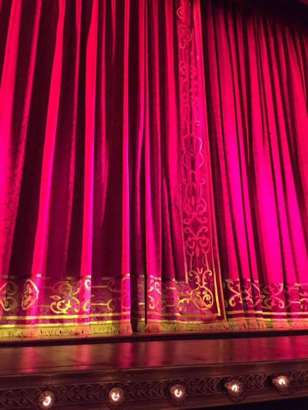 Shubert Theatre, section: Orchestra, row: C, seat: 114