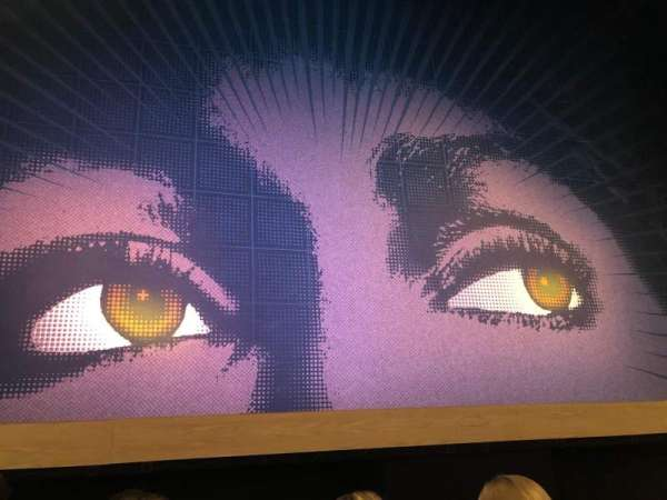 Lunt-Fontanne Theatre, section: Orchestra C, row: D, seat: 104