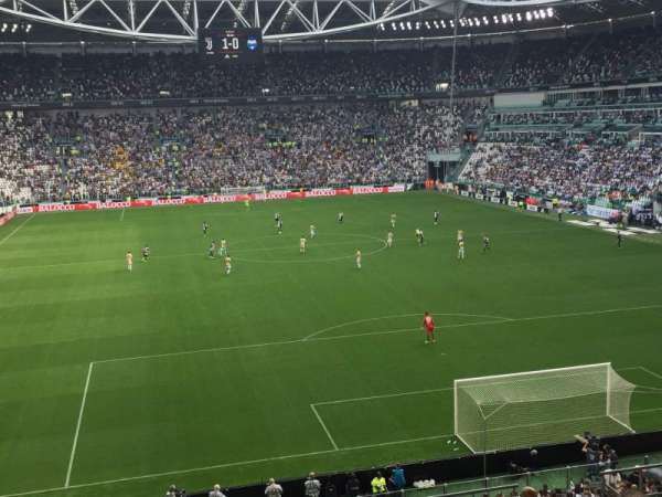 Allianz Stadium (Turin), section: 109, row: 29, seat: 2