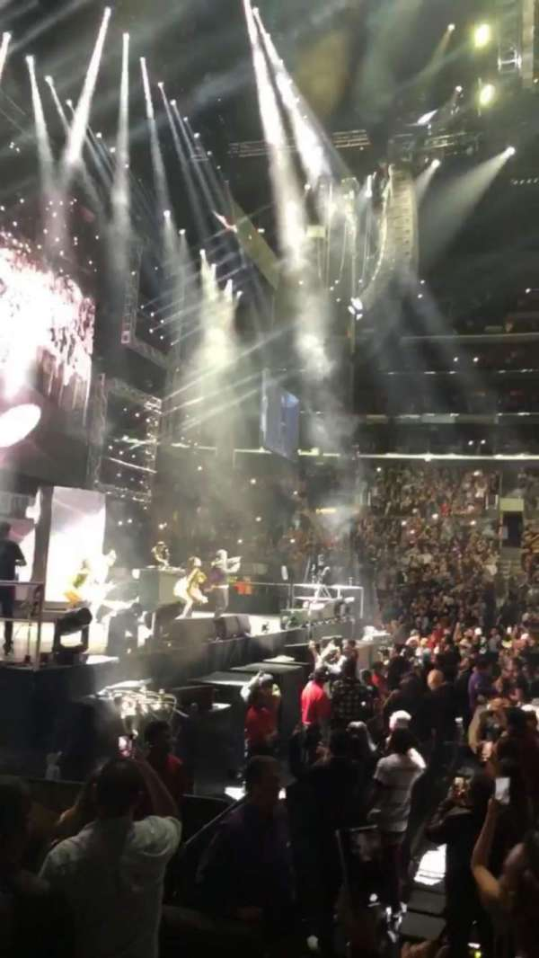 Staples Center, section: 112, row: 6, seat: 21