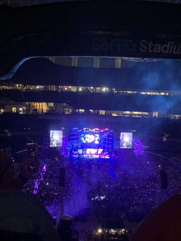 SoFi Stadium, section: 334