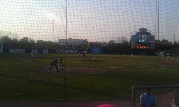 Cooley Law School Stadium, section: G, row: 7, seat: 3