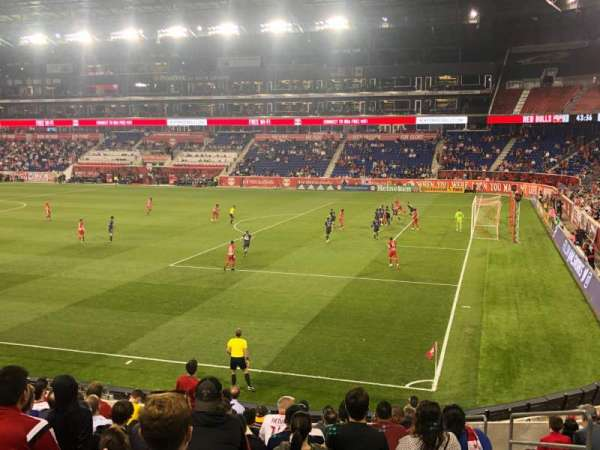 Red Bull Arena, section: 123, row: 15, seat: 4