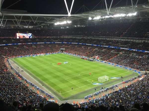 Wembley Stadium, section: 518, row: 18, seat: 145