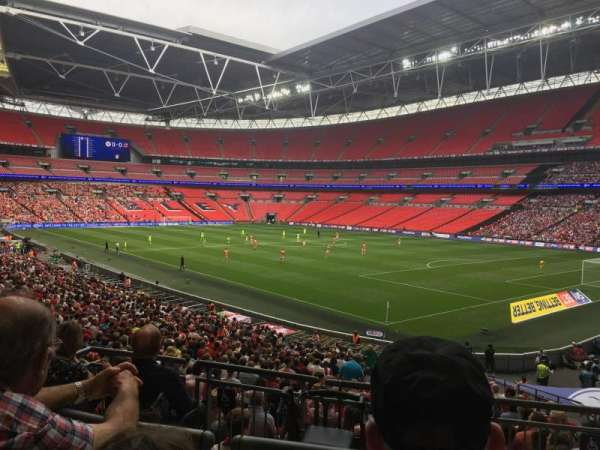 Wembley Stadium, section: 139, row: 32, seat: 148