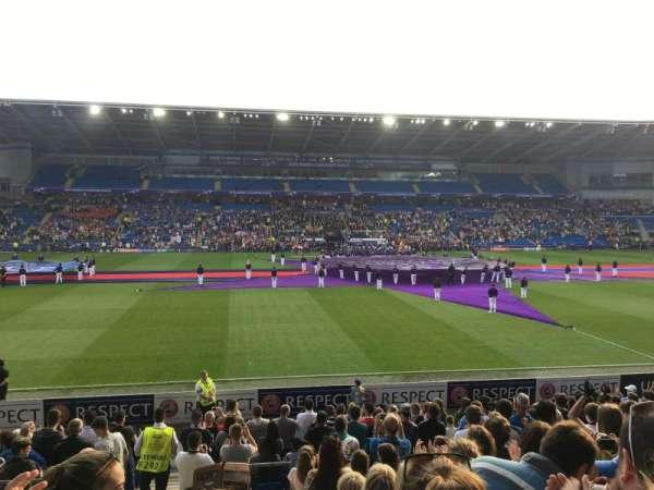 Cardiff City Stadium, section: 116, row: R, seat: 918