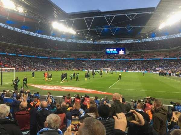 Wembley Stadium, section: 110, row: 8, seat: 217